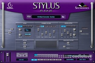 Spectrasonics Stylus RMX Software
