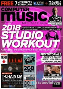 Computer Music March 2018