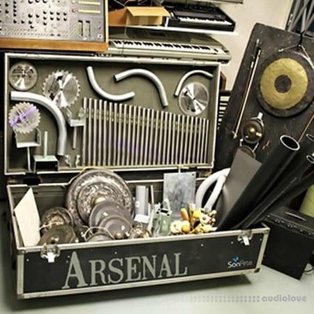 SonArte Arsenal v1.0 Ableton Live