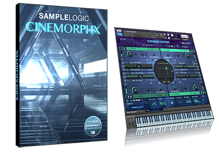 Sample Logic CinemorphX KONTAKT