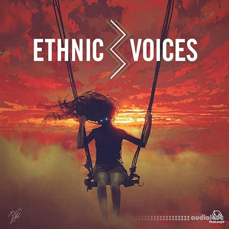 ThaLoops Ethnic Voices 3 WAV Soundfont