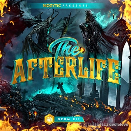 Nozytic The Afterlife Drum Kit WAV