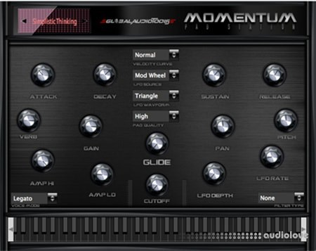 Global Audio Tools Momentum Pads WiN MacOSX