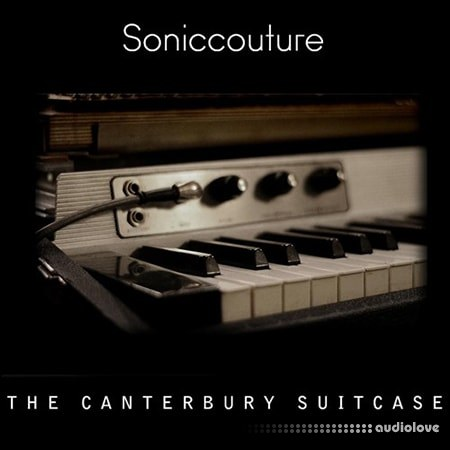 Soniccouture The Canterbury Suitcase KONTAKT