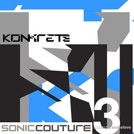 Soniccouture Konkrete 3 MULTiFORMAT