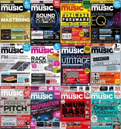 Computer Music 2015 Full Year Issues Collection PDF