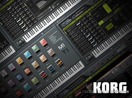 Groove3 KORG Legacy M1 Explained TUTORiAL