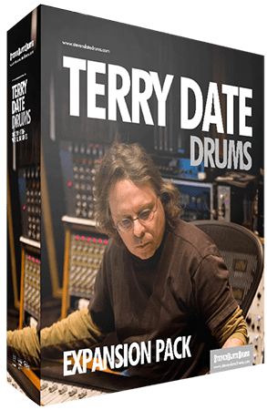 Steve Slate Drums Terry Date SSD4