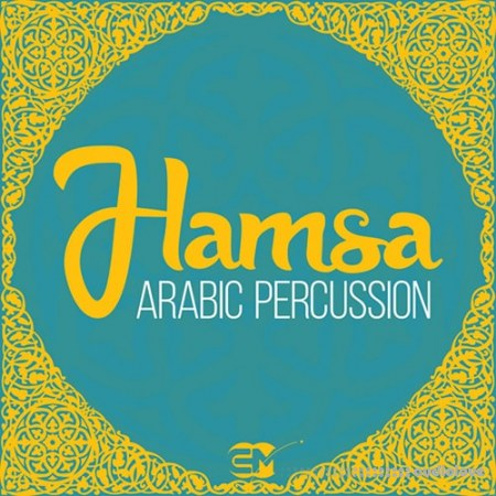 EarthMoments Hamsa Arabic Percussion WAV
