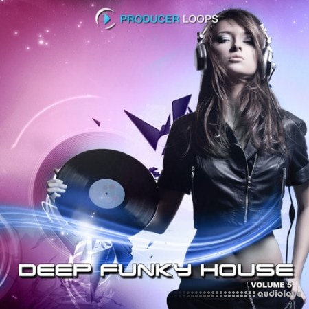 Producer Loops Deep Funky House Vol.5 MULTiFORMAT
