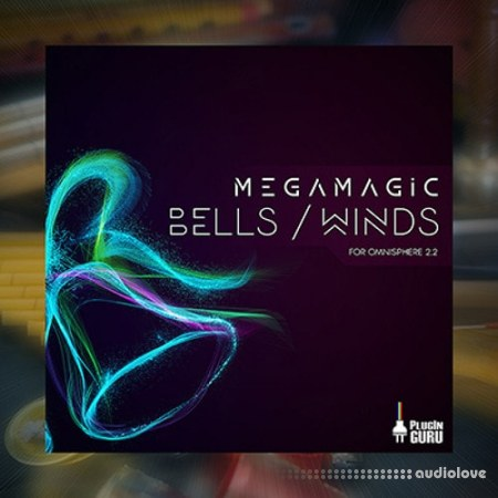 PlugInGuru MegaMagic Bells Winds for Serum Synth Presets