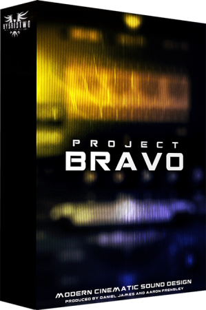 Hybrid Two Project BRAVO KONTAKT
