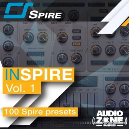 Audiozone InSPIRE Vol.1 Synth Presets