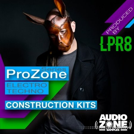 Audiozone Samples ProZone Series LPR8 Construction Kits WAV MiDi REX AiFF