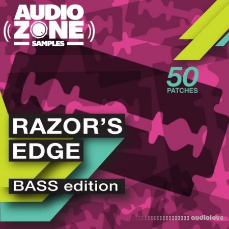 Audiozone Samples Razors Edge Bass Edition Synth Presets
