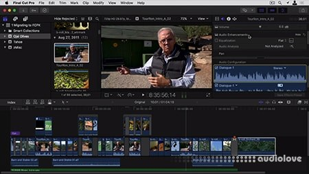 Lynda Migrating from Final Cut Pro 7 to Final Cut Pro X TUTORiAL