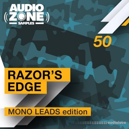 Audiozone Samples RAZORS EDGE Mono Leads Edition Synth Presets