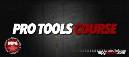 Music Production School The Pro Tools Course TUTORiAL