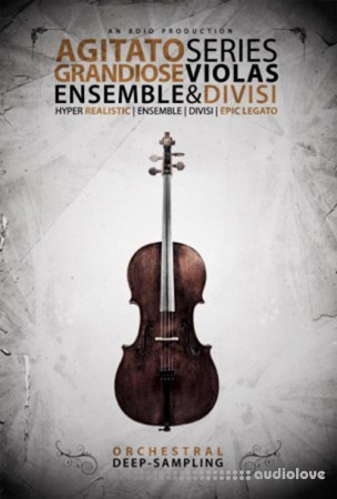 8Dio Agitato Grandiose Ensemble and Divisi Violas KONTAKT