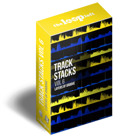 The Loop Loft Track Stacks Vol.6 WAV