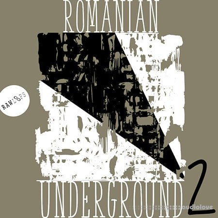 Raw Loops Romanian Underground 2 WAV