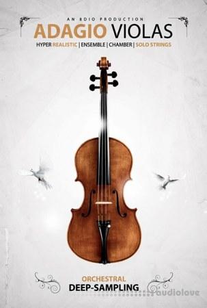 8Dio Adagio Violas Vol.1 KONTAKT