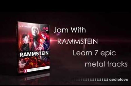 Licklibrary Jam with Rammstein TUTORiAL