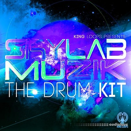 King Loops Skylab Muzik Vol.1 The Drum Kit WAV