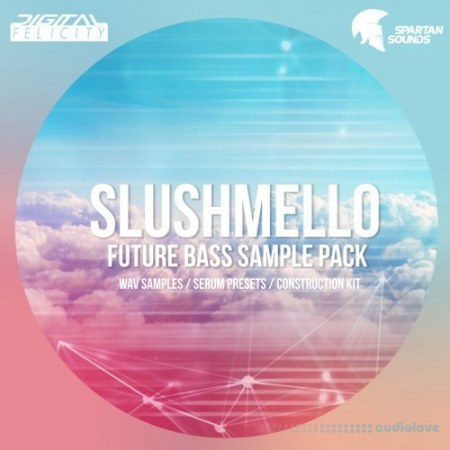 Digital Felicity Slushmello Future Bass Sample Pack WAV Synth Presets