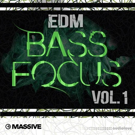 Maarcos Sound EDM Bass Focus HQ Vol.1 Synth Presets
