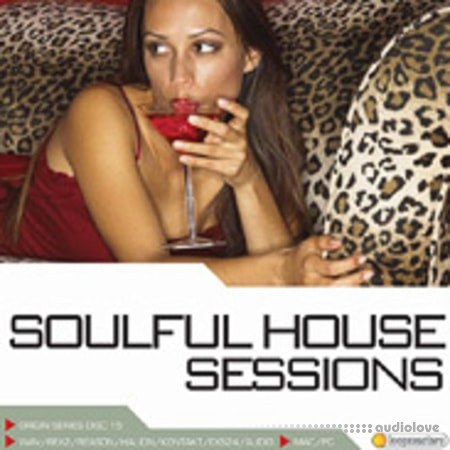 Loopmasters Soulful House Sessions MULTiFORMAT