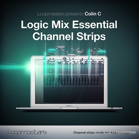Loopmasters Logic Mix Essential Channel Strips DAW Templates