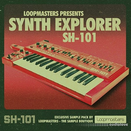 Loopmasters Synth Explorer SH101 MULTiFORMAT
