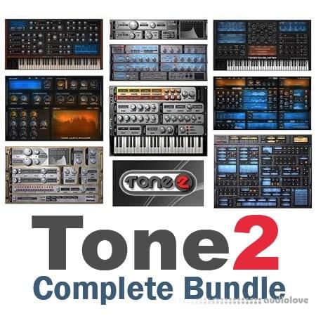 Tone2 Complete Bundle v2013 WiN MacOSX