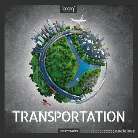 Boom Library Transportation WAV