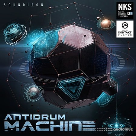 Soundiron Antidrum Machine KONTAKT