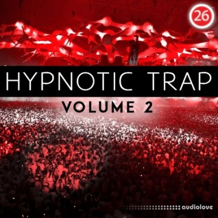 Twenty-Six Hypnotic Trap 2 WAV MiDi
