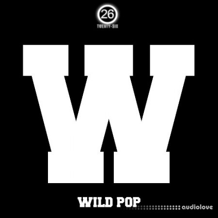 Twenty-Six W Wild Pop WAV