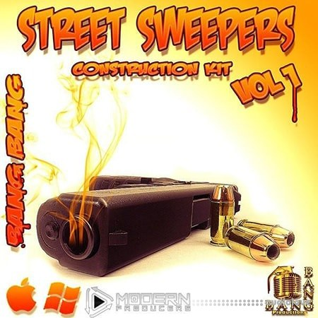 Bang Bang Productions Street Sweepers Vol.1 WAV MiDi