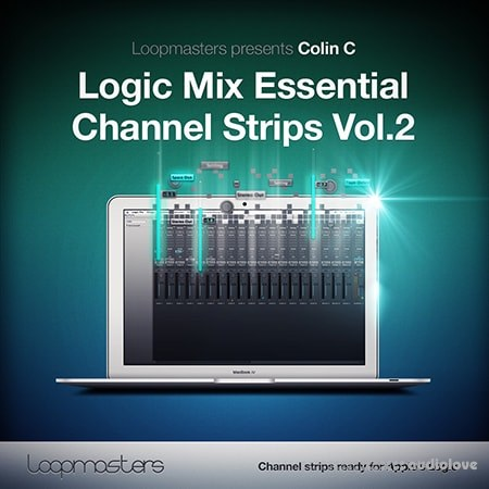 Loopmasters Logic Mix Essential Channel Strips Vol.2 DAW Presets Logic