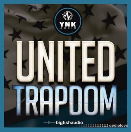 YNK Audio United Trapdom ACiD WAV MiDi REX AiFF Stylus RMX