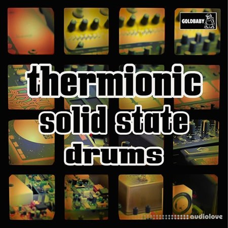 Goldbaby Thermionic Solid State Drums Ableton Live DAW Templates