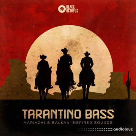 Black Octopus Sound Tarantino Bass WAV Sampler Patches