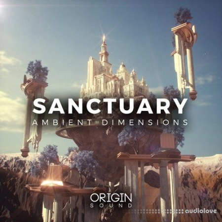 Origin Sound Sanctuary Ambient Dimensions WAV MiDi
