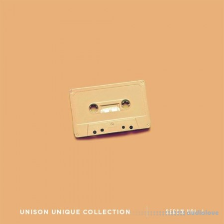 Unison Unique Collection Volume 1 Synth Presets