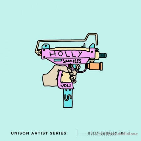 Unison Artist Series Holly Samples Volume 1 WAV