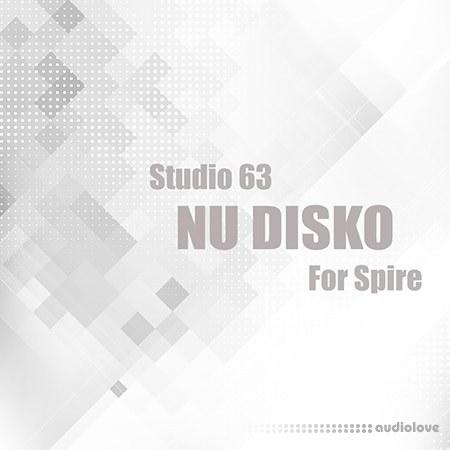 Studio 63 Nu Disko WAV MiDi Synth Presets