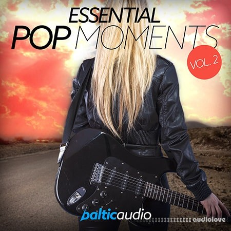 Baltic Audio Essential Pop Moments Vol.2 WAV MiDi
