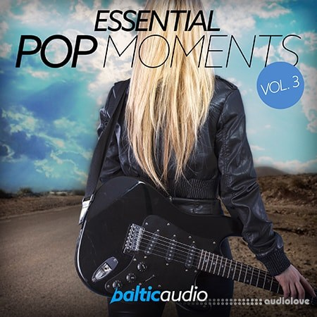 Baltic Audio Essential Pop Moments Vol.3 WAV MiDi