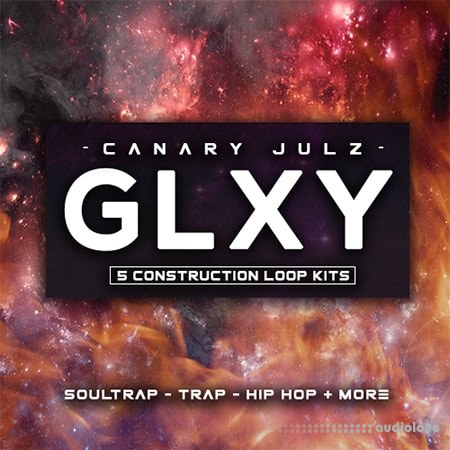 Canary Julz GLXY Construction Kit WAV MiDi